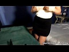 Seductress Mom is a Prostate Massage Artist