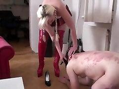 Crazy homemade Fetish, BDSM adult scene