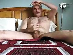 Incredible male in crazy handjob, bears homo take rt wife clip
