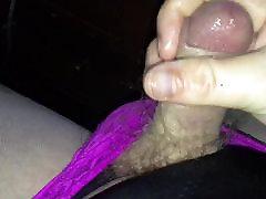 sexy neighbor&039;s panties cum jack victoria&039;s secret