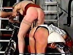 Exotic amateur BDSM, Fetish porn clip