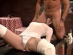 Crazy pornstar Rebecca Bardot in amazing mature, blonde adult movie