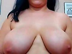 Hot busty cartoon gonjo lives pussy masturbation on webcam - watchfreewebcam.com
