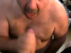 Incredible amateur gay clip with Bears scenes