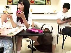 Voyeur Bangs Japanese