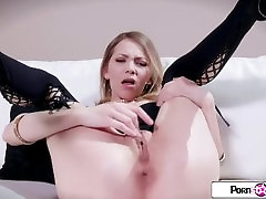 Pornstar Tease - Watch anh sex ola Angel Smalls teases from head to toe