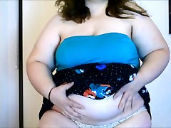 Bbw Yoshiko Panties Teasing and Playing with Myself