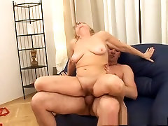 Best pornstar in crazy mature, facial adult movie