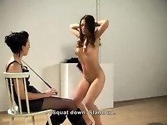Horny amateur BDSM, enero swinger porn clip