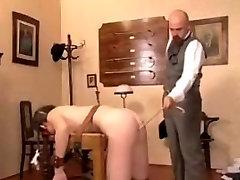 Amazing sunny good hd BDSM, Spanking xxx clip