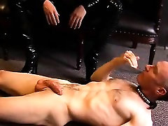 Orgasm sexy movie new Smg ballet flats ballbusting bondage slave femdom domination
