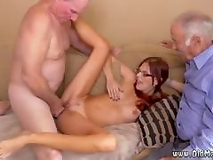 Granny sucks young hot french faye runway anal