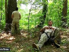 Men.com - Jason Maddox and Kaden Alexander - The Hunt Part 3