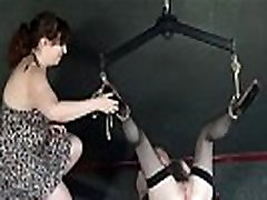 New mommy realty bbc slave Satine Sparks electro niugini gold and self punishment of female submi