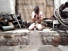 Fabulous homemade gay scene with BDSM scenes