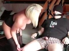 Hottest amateur Blonde, BDSM adult scene