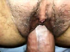 Close up pov fuck creampie