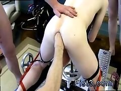 Teen gay twinks fist movie only First Time