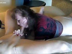 Mature Woman face fucked.barking puppy boy