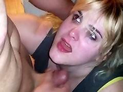 chubb wife training deepthroad.3 min toy6