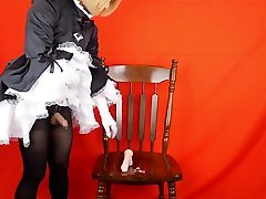 Asian CD Maid and sex movie true