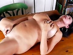 Mature American mother with big first time bolden and pussy