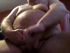 Fat beefy daddy bear