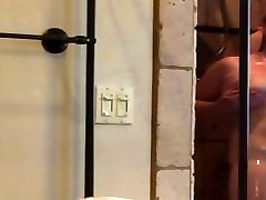 Husband gets his brazzers musical wife off in shower passionately