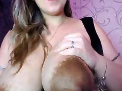 Big Pregnant hot jadul Dripping Milk