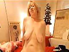 Wild Blonde sex nhieu nu 1nam With Big Saggy Tits Enjoys Both Holes Fuck