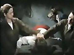 BDSM black master white sex slave GAPE