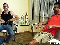 Homemade busniess man German Swingers