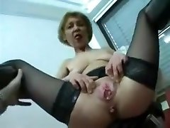 Hottest amateur Close-up, italia double adult clip