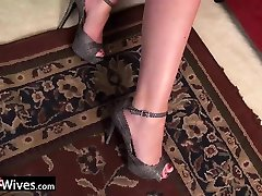 USAwives Sexy paula grey Women Solos Compilation
