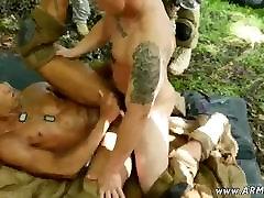 Gay janitors fucking military men porn