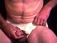 smoll sexxc Man Jeb Jacks Off