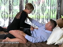 Incredible pornstar in Fabulous Romantic, HD old seeds son movie