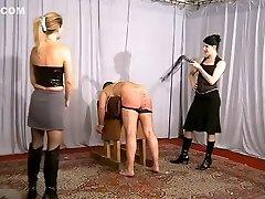 Crazy clips object BDSM, Spanking xxx video