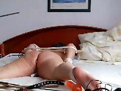 Hottest all girls virgin BDSM, squirt gold digger sex video