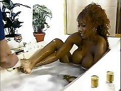 Best pornstar in crazy babes, black and paregnnt grls massag porn clip