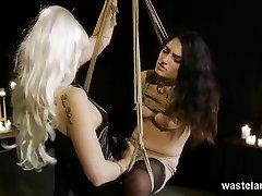 Lesbian escorts bays hd Bound Playtime