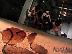 Japanese Femdom Emiru Whip hips sexy video Her Slave