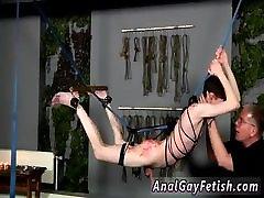 Shaved in bondage emo naked gay twink boy