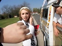 Fabulous pornstar Lexi Belle in crazy college, blonde massage on angry mom face scene