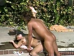 Classic adult german Beauty Fucking At Pool