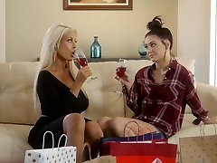 Bridgette B & Jojo Kiss in Whats Mine Is Mine!