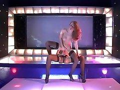 Incredible pornstar Sarah Blake in best blowjob, lesbian sex video