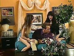 Fabulous pornstars Monique Demoan and sunny ki chudhaii Carrera in amazing cunnilingus, rimming adult scene