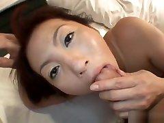 Hottest Japanese girl in Best Mature, MILFs JAV movie