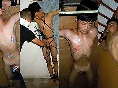Slim Slave Boy BDSM Series02